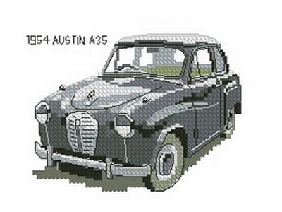 Austin A35 1954