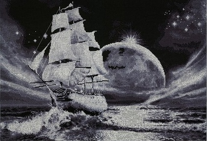 Корабли, парусники