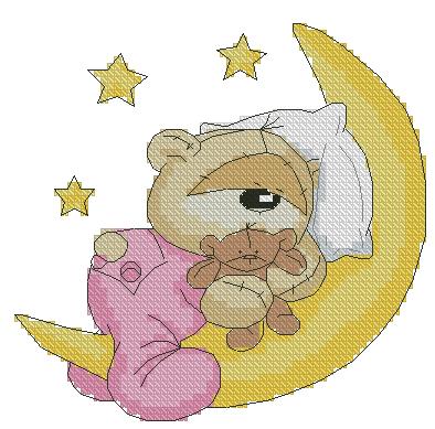 Сладкий сон (девочка)