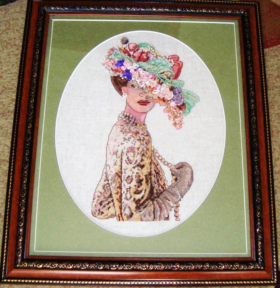 Викторианская элегантность вышивка отзывы 68